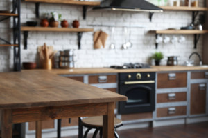 bespoke wooden kitchen design